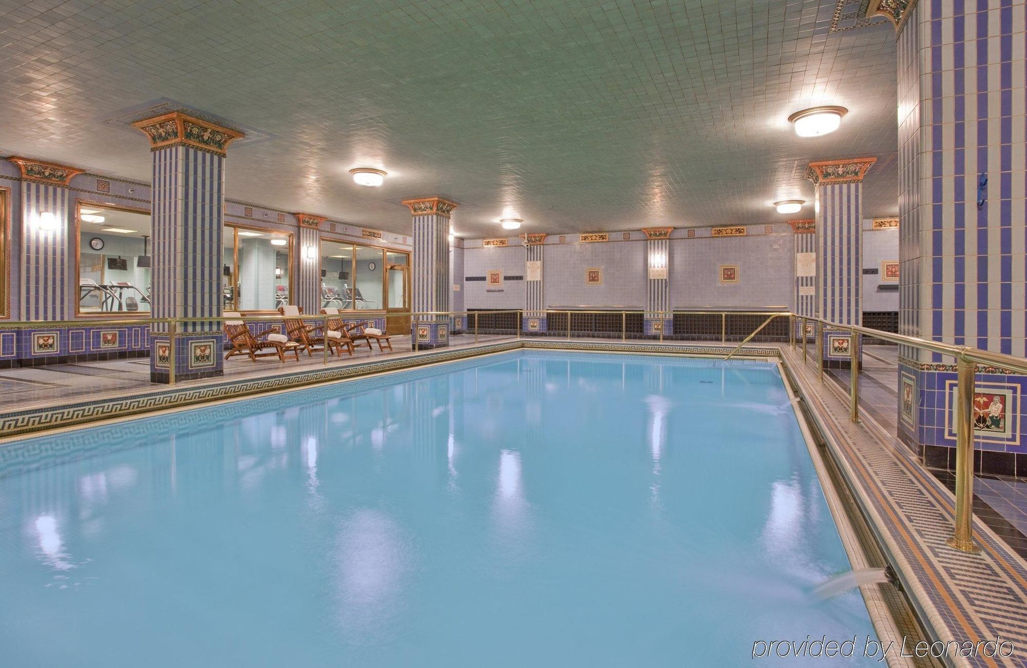 Hotel millennium biltmore los angeles - Indoor swimming pool in los angeles ...
